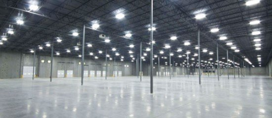 Hallenstrahler als Industrie Beleuchtung bei Led-Planet Shop