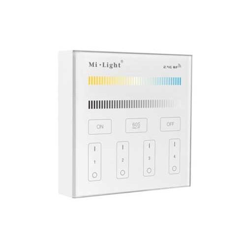 Mi-Light 2.4GHz LED Streifen CCT Controller Touch Panel B2 Led-Planet Shop Wien