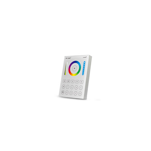 Mi-Light 2.4GHz LED Streifen RGB CCT Controller 8 Zonen Touch Panel B8 Led-Planet Shop Wien