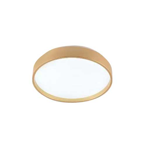 24W LED Deckenleuchte PREMIUM CCT Schaltersteuerung Gold 3000K-6000K GL8703GD24 Led-Planet Shop Wien