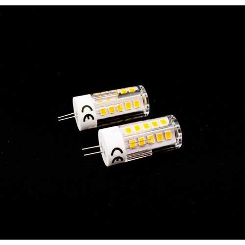 2 Stk. 2W G4 LED Lampe für Deckenstrahler Retrofit BUDGET PLUS 180° Neutral-, Warmweiß Led-Planet Shop Wien