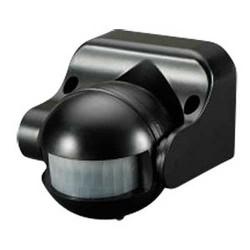 LED Bewegungsmelder LED Strahler PREMIUM Schwarz VL3077