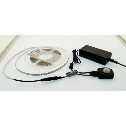 Bewegungsmelder mit Lichtsensor für LED Streifen 5V-24V DC 6A GL6207