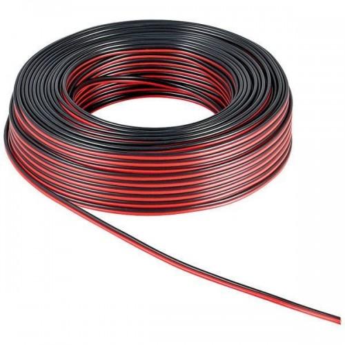 Kabel 2 polig 2x0,75 0002