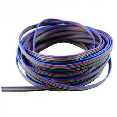 1m RGB Kabel 4-polig