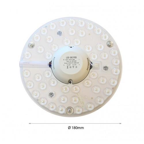 18W LED PLATTE MAGNET Kaltweiß GL4802 Led-Planet Shop Wien