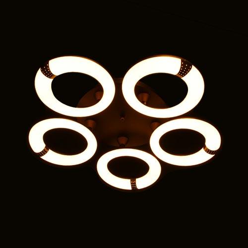60W LED Deckenleuchte CCT Premium Design Alle Tageslichtfarben GL6434 Led-Planet Shop Wien