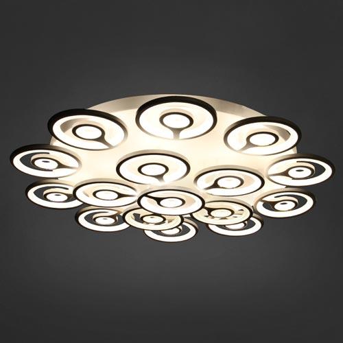 240W LED Deckenleuchte CCT Premium Design DIMMBAR Alle Tageslichtfarben GL6438 Led-Planet Shop Wien