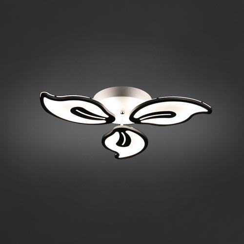 40W LED Deckenleuchte CCT Premium Design Blume DIMMBAR Alle Tageslichtfarben GL6440 Led-Planet Shop Wien