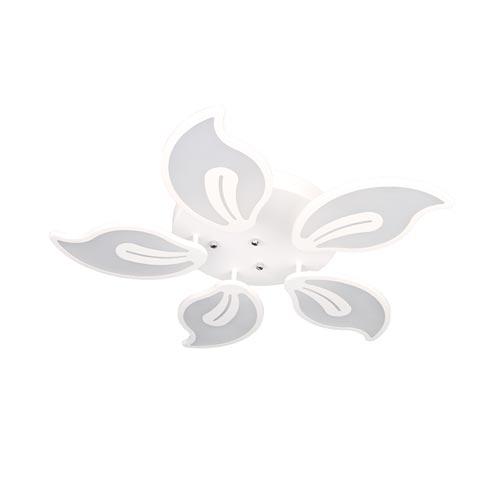 70W LED Deckenleuchte CCT Premium Design Blume DIMMBAR Alle Tageslichtfarben GL6441