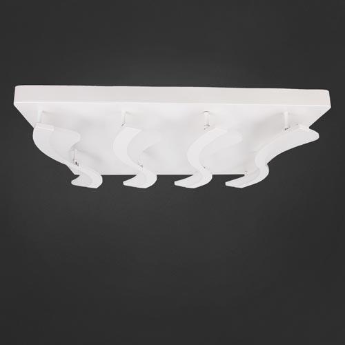 50W LED Deckenleuchte CCT Premium Design DIMMBAR Alle Tageslichtfarben GL6448 Led-Planet Shop Wien