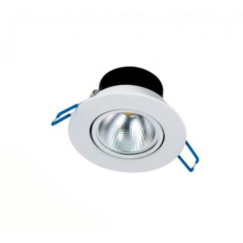 5W LED Einbauleuchte 230V Hilux Rund Deckenleuchte IP21 Neutralweiß GL2001 Led-Planet Shop Wien