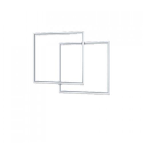 2 STK SET 40W LED Frame Panel 3600Lm 60x60cm Neutralweiß GL2321S Led-Planet Shop Wien