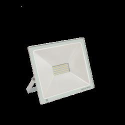 50W LED Fluter DECO IP65 Weiß TOSHIBA DECO Kaltweiß