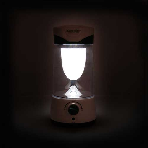 10W LED AKKU Lampe Notlicht-Funktion Camping-Laterne Dimmbar GL5310 Led-Planet Shop Wien