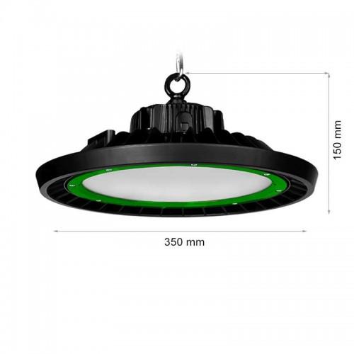 100W LED SMD HOCHLEISTUNGSSTRAHLER  150LM/W DIMMBAR 7 Jahre GARANTIE TAGESLICHT GL9109 Led-Planet Shop Wien