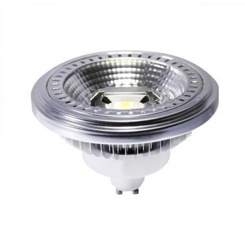 12W AR111/GU10 LED Spot 230V 40° Warmweiß GL1231