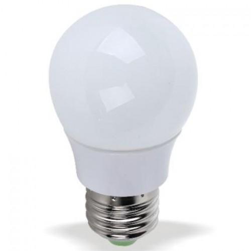 10 x 3W E27 LED Birne 300° A50 SET Matt Warmweiß GL1322S