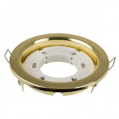 GX53 SPOT Einbau Rahmen Gold UL3676