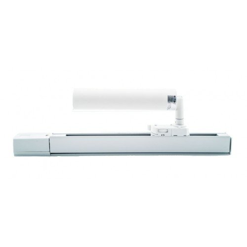 20W LED Schienenleuchte 3 Phasen SAMSUNG Dioden Weiß Gehäuse Neutralweiß UL0363 Led-Planet Shop Wien