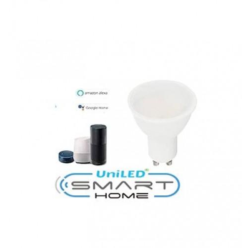 4,5W LED GU10 SMART ALEXA GOOGLE HOME 110°CCT 6400K-3000K UL8436 Led-Planet Shop Wien