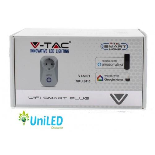 WIFI Stecker EU Amazon Alexa & Google Home kompatibel UL8415