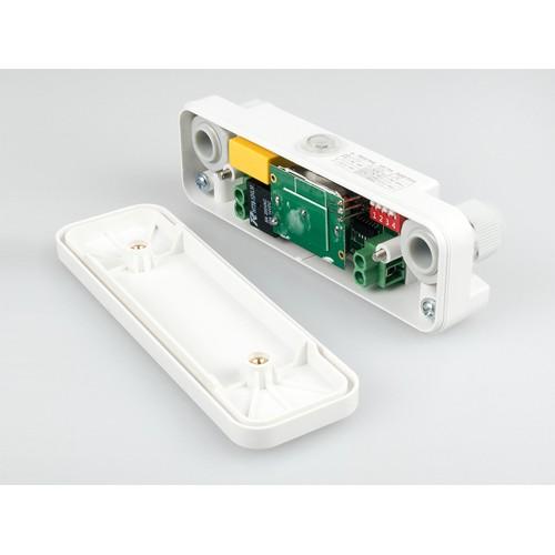 Bewegungsmelder Aufbau MICROWAVE 180° IP65 LED 200W Weiß UL5571