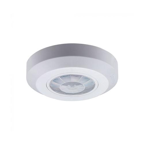 Bewegungsmelder Aufputz 360° IP20 IR SENSOR MINI LED 200W Weiß UL6606