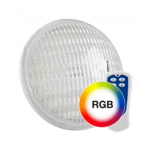 12W LED POOL LEUCHTE PAR56  RGB 12V  PREMIUM UL7562 Led-Planet Shop Wien