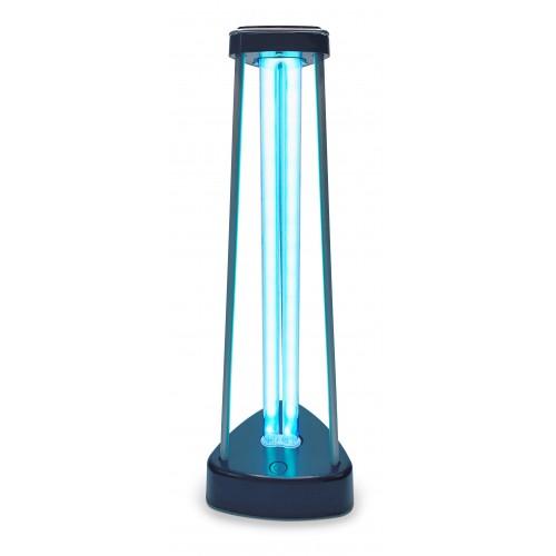 Antibakterielle Lampe mit Ozon UV Strahler PRO