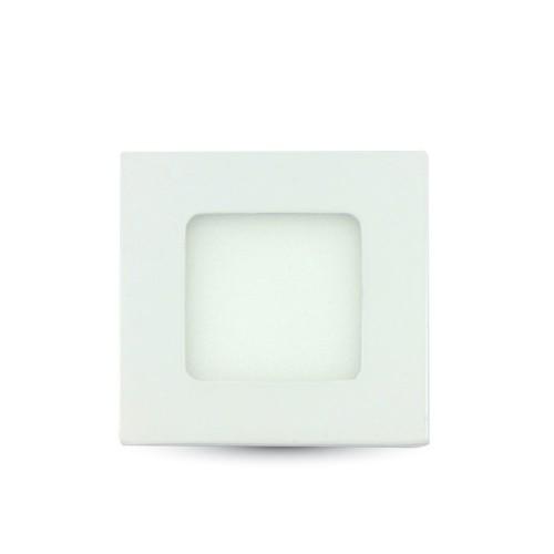 3W LED Panel 230V PREMIUM Quadratisch Kalt- Neutral- Warmweiß Led-Planet Shop Wien