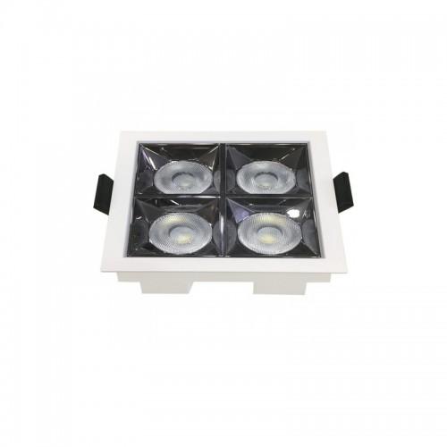 16W LED Einbau Modul SAMSUNG PREMIUM 38° Kalt-, Neutral-, Warmweiß UL0991/UL0992/UL0993