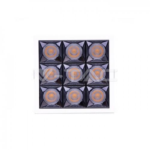 36W LED Einbau Modul SAMSUNG PREMIUM 12° Kalt-, Neutral-, Warmweiß UL0982/UL0983/UL0984 Led-Planet Shop Wien