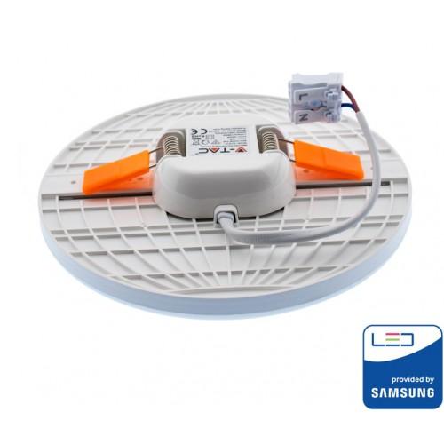 12W LED Einbau Modul Verstellbar SAMSUNG LEDs Rund 5 Jahre Garantie