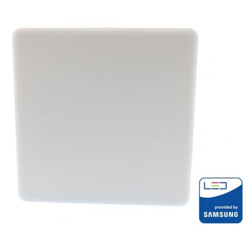 24W LED Einbau Panel Verstellbar SAMSUNG Quadratisch Warm-, Neutral-, Kaltweiß