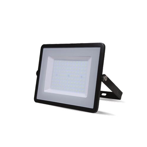 100W LED Fluter SMD IP65 PRO SAMSUNG SCHWARZ Warm-, Neutral-, Kaltweiß
