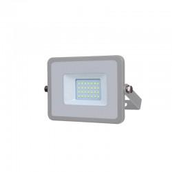 20W LED Strahler SAMSUNG LED 5 Jahre Garantie Grau