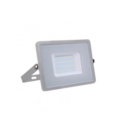 30W LED Scheinwerfer PRO SERIE IP65 Grau SAMSUNG  Warm-, Neutral-, Kaltweiß