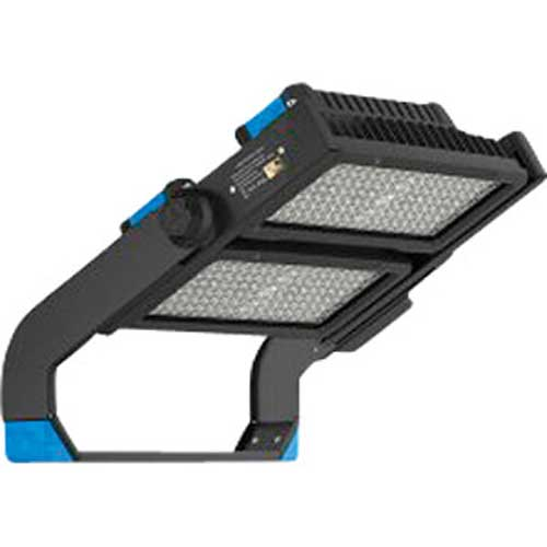 500W LED Strahler SAMSUNG LED MeanWell HI LUMEN IP65 SPORT PRO 60° Neutralweiß UL0497