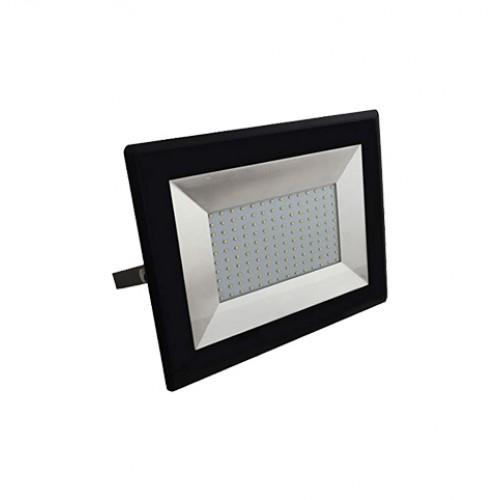 100W LED Strahler SMD IP65 PREMIUM Schwarz Kalt-/Neutral-/Warmweiß UL5966/UL5965/UL5964 Led-Planet Shop Wien