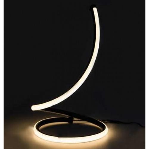 17W LED Tischlampe Design Nachttischlampe Schwarz Warmweiß UL40311 Led-Planet Shop Wien