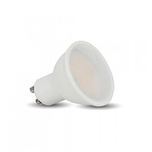 3 Stück 5W GU10 LED SPOTS SET mit Einbaurahmen Silber Kalt-, Neutral-,Warmweiß UL8886/UL8885/UL8884