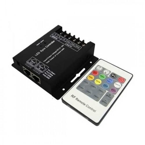 LED Controller RGB Fernbedienung für LED Streifen 3x8A