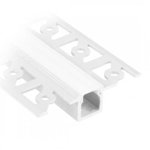 2 Meter SET Alu Profil PRO SPECIAL Unterputz Aluminium UL3360 Led-Planet Shop Wien