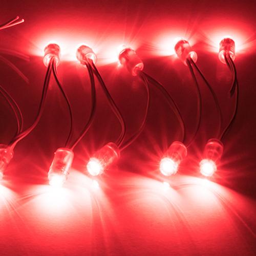 10 x LED Module SET SMD 5050 Sternenhimmel IP65 Rot, Gelb, Blau, Grün UL5137/UL5138/UL5139/UL5140