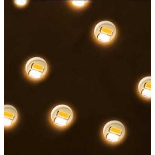 8W LED Sternenhimmel Modul Premium CCT Farbwechsel mit Fernbedienung 3000-4000K Gold/Schwarz/Weiß