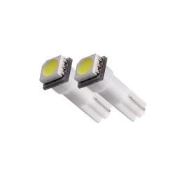 T5 LED AUTO LAMPEN SET 2 Stück Innenraum 12V 5050 GL1000/GL1004