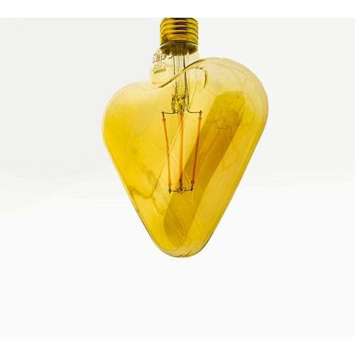 4,5W E27 LED FILAMENT OSRAM HERZ Pendelleuchte 360° Glass Ultra-Warmweiß OS2099 Led-Planet Shop Wien