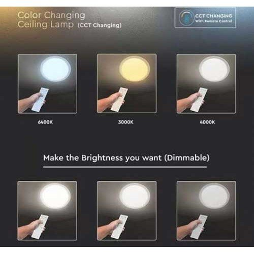 48W LED DECKENLEUCHTE STARLIGHT DIAMOND OPAL CCT AS0198 Led-Planet Shop Wien