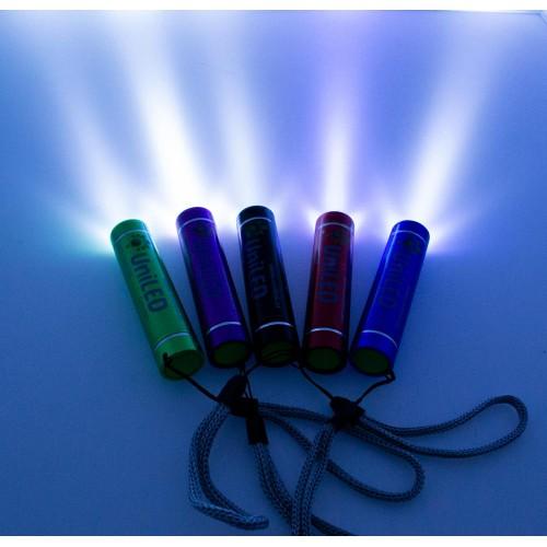 1W LED AKKU Taschen-Lampe SLIM GL5315